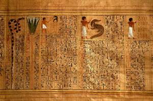 Ebers medical papyrus