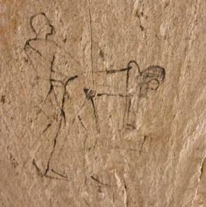 graffito-regina-Hatshepsut