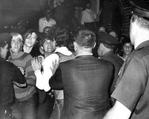 Stonewall riot photo