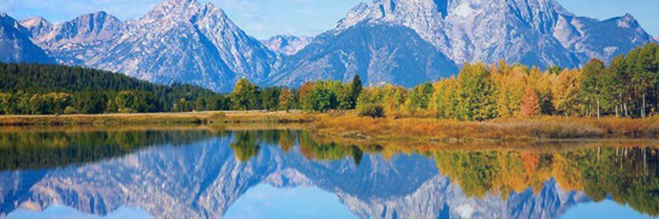 Vườn quốc gia Grand Teton tại Mỹ