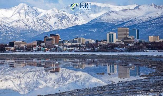 Tiểu bang Alaska tại Mỹ
