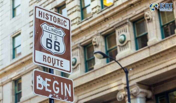 Cao tốc Route 66