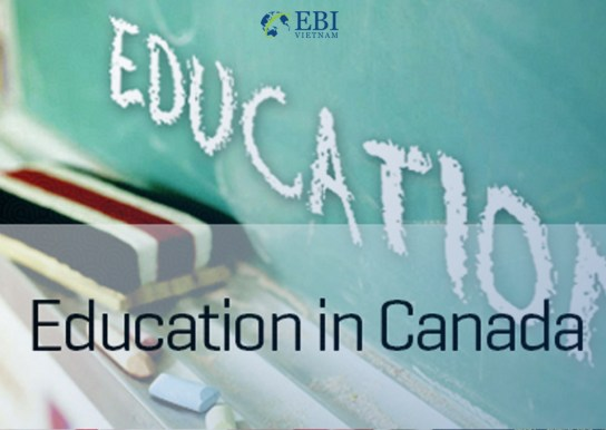 Giáo dục Canada theo tiêu chuẩn từ nhiều cấp bậc