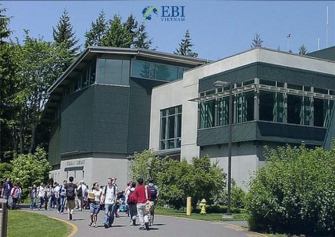Cơ sở học tập tại cao đẳng Green River