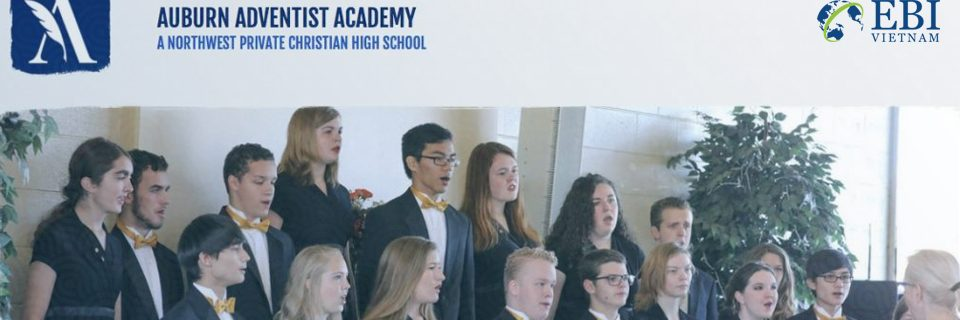 Trường Trung Học Nội Trú Kitô Giáo Auburn Adventist Academy