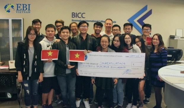 Học bổng du học Canada tại BICC