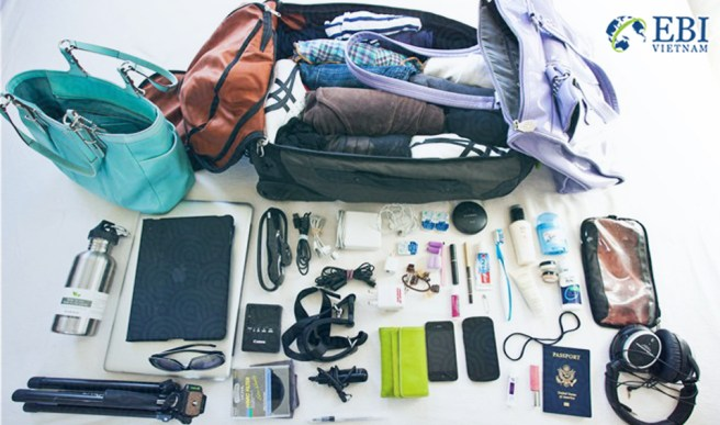 Những vật dụng cần chuẩn bị khi du học Canada