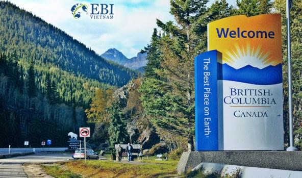 Đại học British Columbia, Canada.