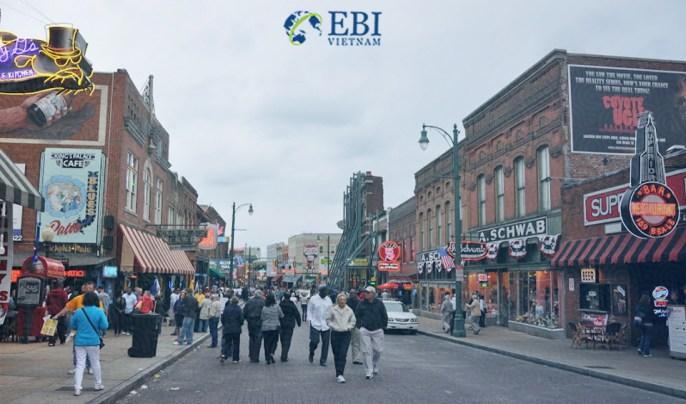 Nơi sinh hoạt giá rẻ tại Mỹ: Thành phố Memphis