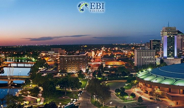 Nơi sinh hoạt giá rẻ tại Mỹ: Thành phố Wichita Falls