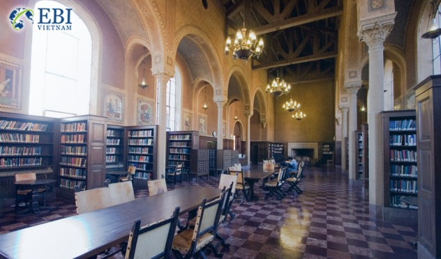 Thư viện của Đại học British Columbia (Canada)
