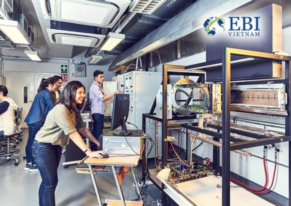 Ngành học khối kỹ thuật tại Đức