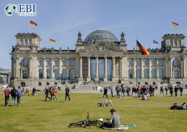 Cảnh quan nước Đức - miền đất hứa du học
