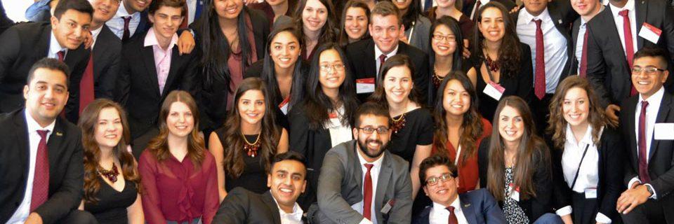 Sinh viên du học Canada ngành quản trị kinh doanh.