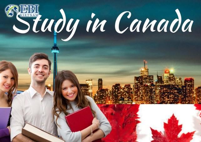 Du học Canada phải trả chi phí nào