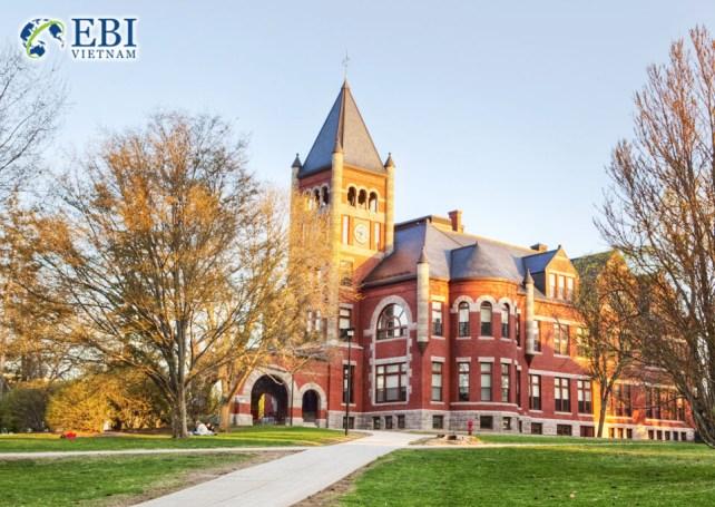 Du học Mỹ tại bang New Hampshire..