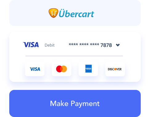 ubercart payment processing