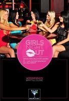 All Ladies get their first drink FREE at Blue Martini Brickell...