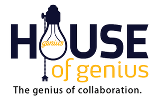 House of Genius logo