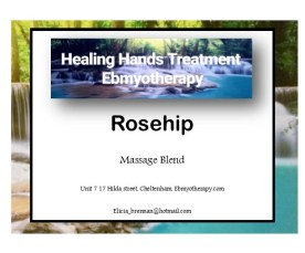 labels - Rosehip