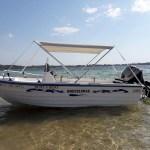 vourvourou boat hire