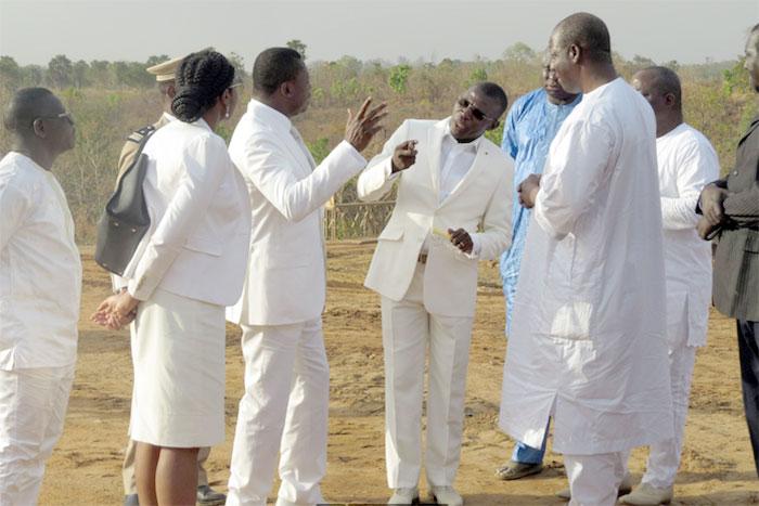 """Résultat de recherche d'images pour """"gnassingbé and his delegation"""""""