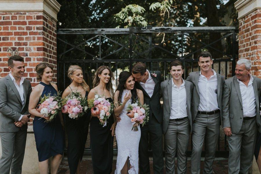 Moore & Moore Wedding Photos   Ebony Blush Photography   Perth Wedding Photographer