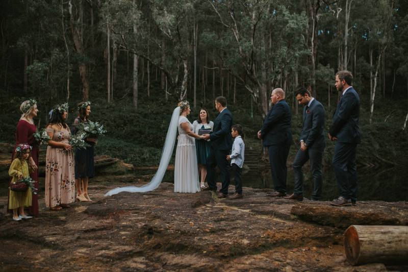 Nanga Bush Camp Wedding | Perth Wedding Photographer | Ebony Blush Photography | Zoe Theiadore