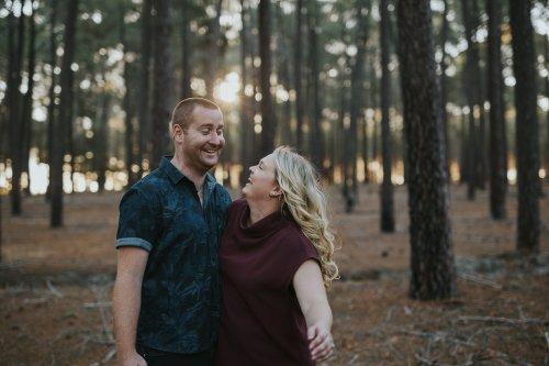 Perth Wedding Photographer | Pines Forrest Engagment | Ebony Blush Photography | Corry + Reece | Pre Wedding78