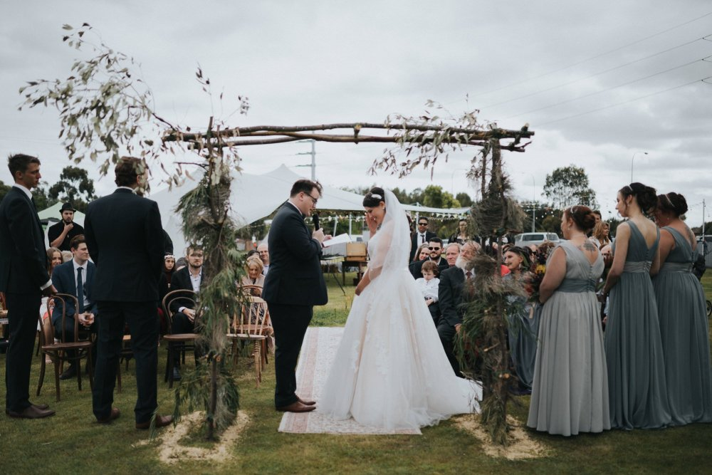 Perth Wedding Photographer | Wedding Photographers Perth | Bells Rapids Wedding | Zoe Theaidore Photography | Ebony Blush Photography | M+K1372
