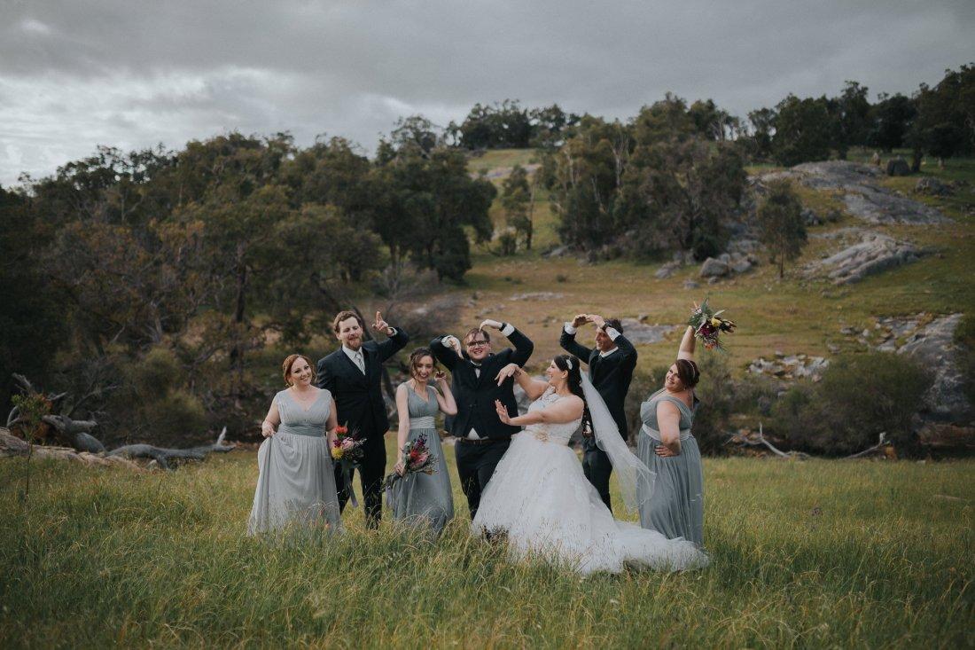 Perth Wedding Photographer   Wedding Photographers Perth   Bells Rapids Wedding   Zoe Theaidore Photography   Ebony Blush Photography   M+K170