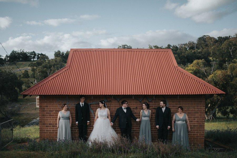 Perth Wedding Photographer | Wedding Photographers Perth | Bells Rapids Wedding | Zoe Theaidore Photography | Ebony Blush Photography | M+K350