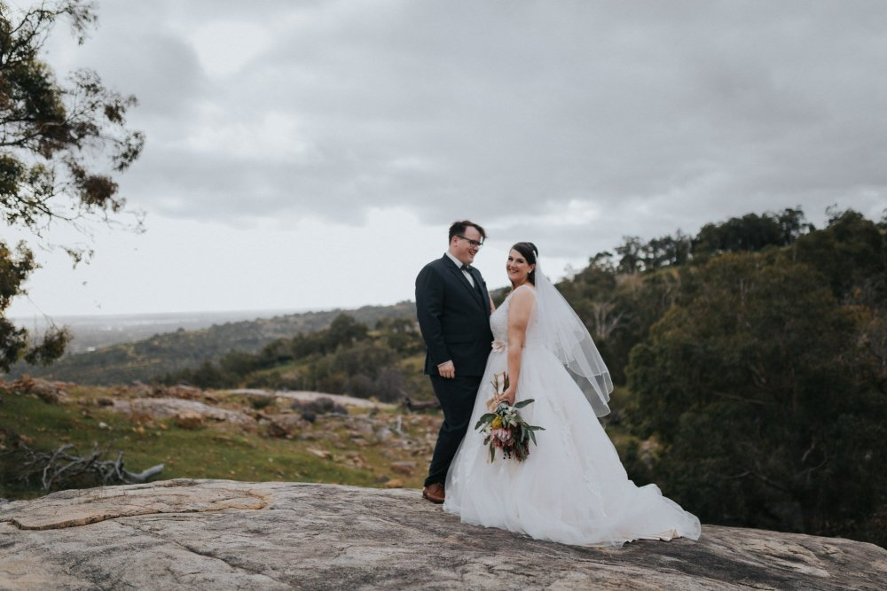 Perth Wedding Photographer | Wedding Photographers Perth | Bells Rapids Wedding | Zoe Theaidore Photography | Ebony Blush Photography | M+K92