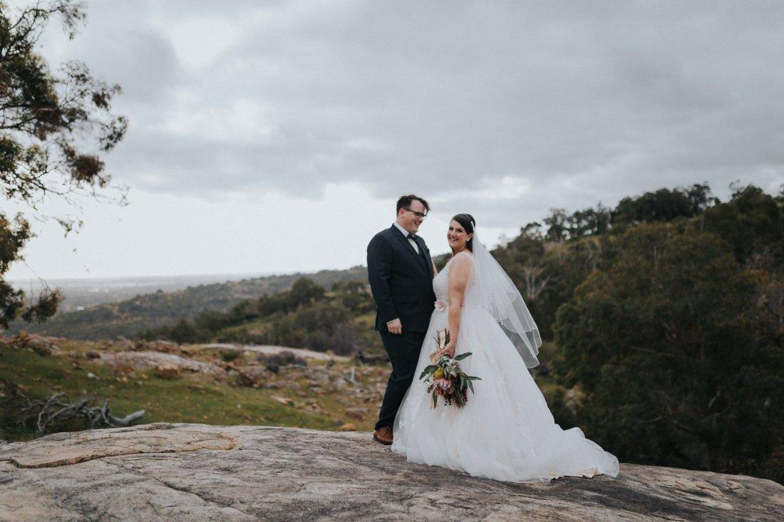 Perth Wedding Photographer   Wedding Photographers Perth   Bells Rapids Wedding   Zoe Theaidore Photography   Ebony Blush Photography   M+K92