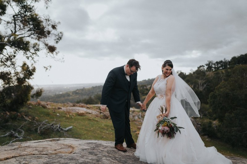 Perth Wedding Photographer | Wedding Photographers Perth | Bells Rapids Wedding | Zoe Theaidore Photography | Ebony Blush Photography | M+K94