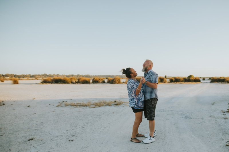 Salt lakes engagment photos | Salt lakes wedding photos | Perth wedding photographer | Donna + David | Zoe Theiadore141