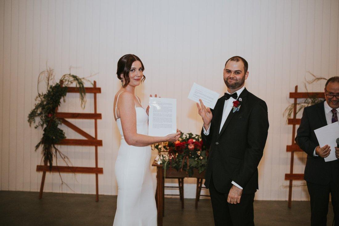 Old Pickle Factory Wedding | Perth Wedding Photographer | Night Wedding Perth | Ebony Blush Photography | Zoe Theiadore | C+T55
