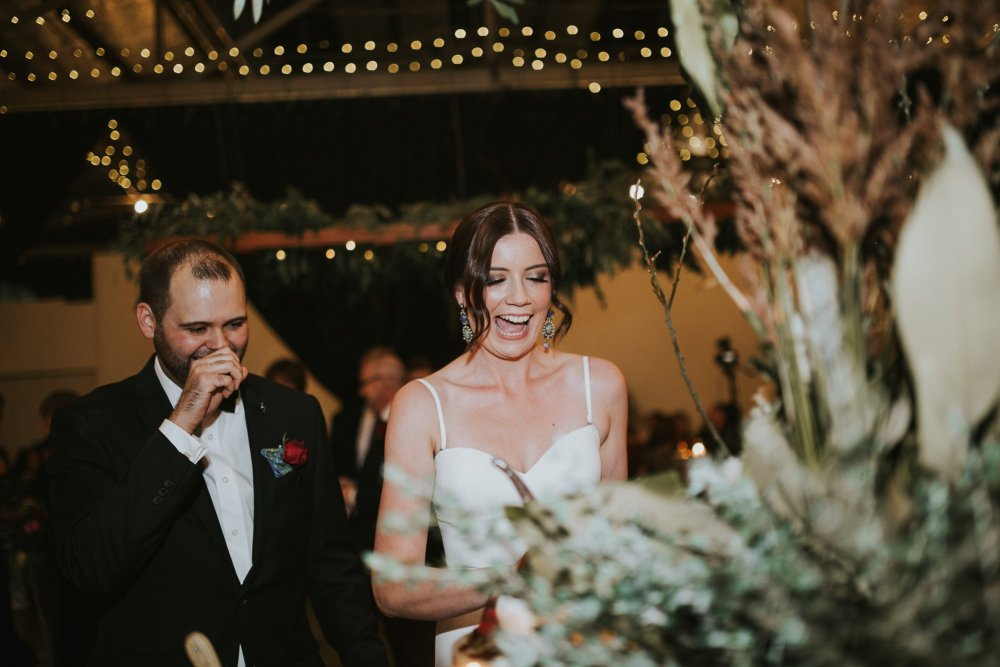 Old Pickle Factory Wedding | Perth Wedding Photographer | Night Wedding Perth | Ebony Blush Photography | Zoe Theiadore