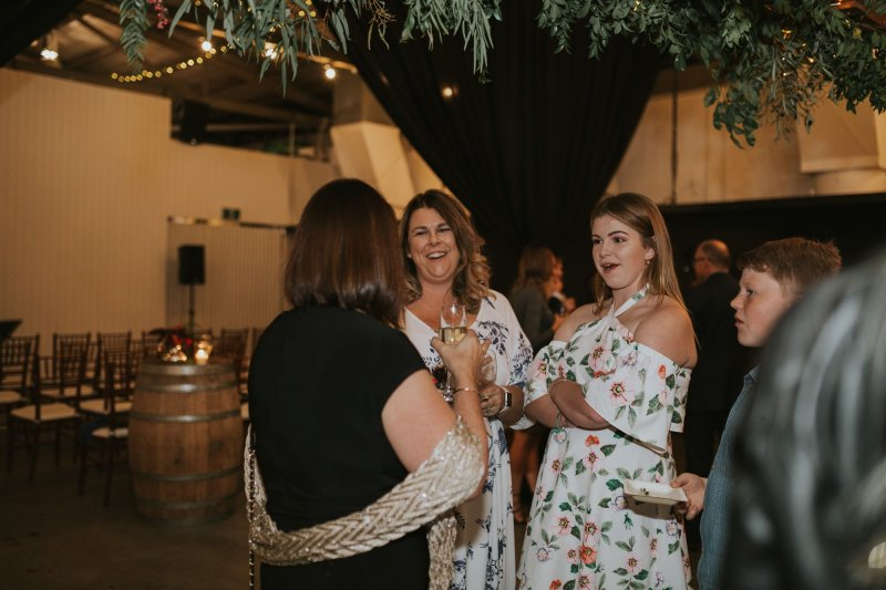Old Pickle Factory Wedding | Perth Wedding Photographer | Night Wedding Perth | Ebony Blush Photography | Zoe Theiadore | C+T93