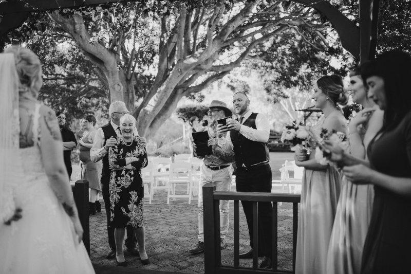 Ebony Blush Photography   Perth Wedding Photographer   Kate + Gareth   Yallingup Wedding Photos33
