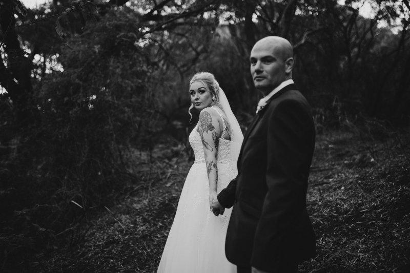 Ebony Blush Photography   Perth Wedding Photographer   Kate + Gareth   Yallingup Wedding Photos49