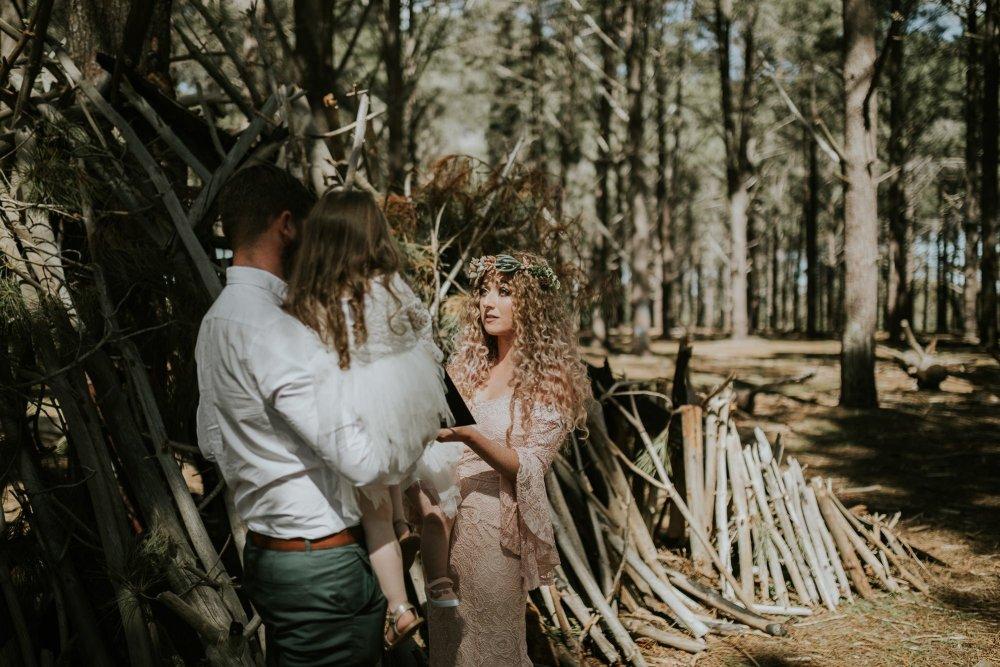 Sinéad + Shane | Pines Forrest Elopement | Ebony Blush Photography | Perth Wedding Photographer13