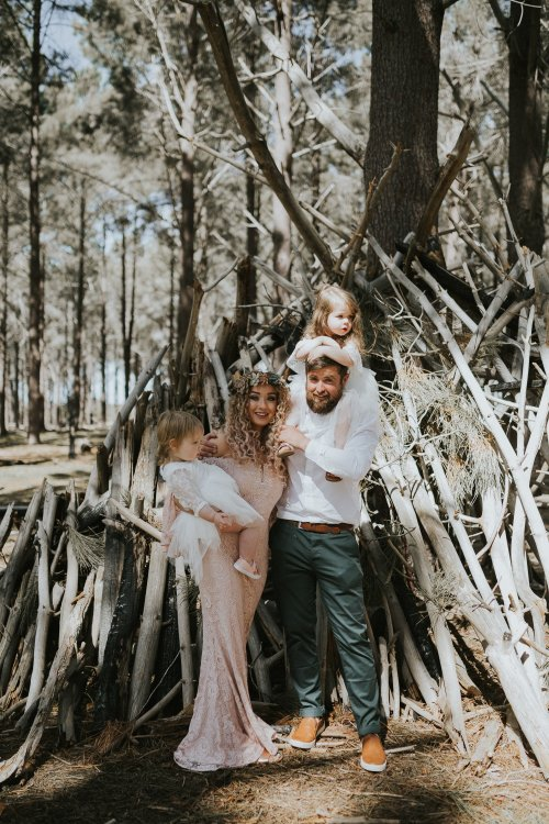 Sinéad + Shane | Pines Forrest Elopement | Ebony Blush Photography | Perth Wedding Photographer20