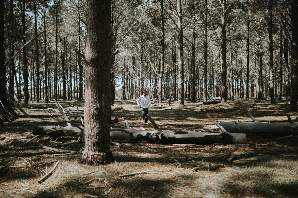Sinéad + Shane | Pines Forrest Elopement | Ebony Blush Photography | Perth Wedding Photographer27