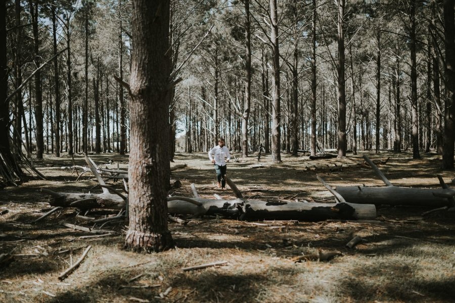 Sinéad + Shane | Pines Forrest Elopement | Ebony Blush Photography | Perth Wedding Photographer27