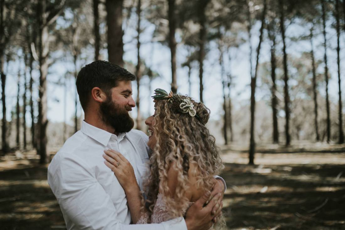 Sinéad + Shane | Pines Forrest Elopement | Ebony Blush Photography | Perth Wedding Photographer28