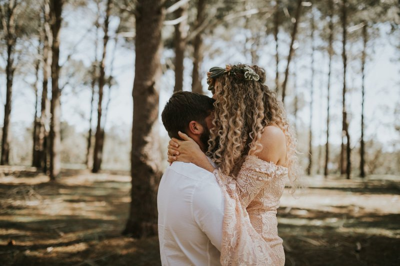 Sinéad + Shane | Pines Forrest Elopement | Ebony Blush Photography | Perth Wedding Photographer40