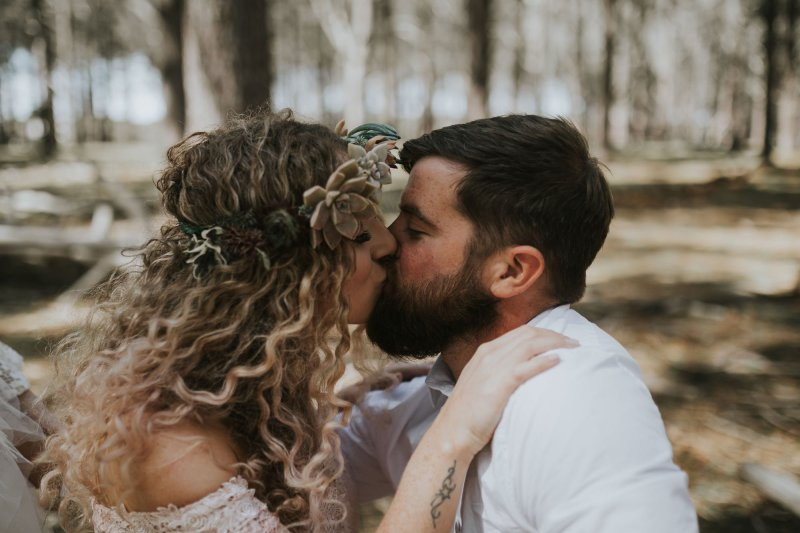 Sinéad + Shane | Pines Forrest Elopement | Ebony Blush Photography | Perth Wedding Photographer45