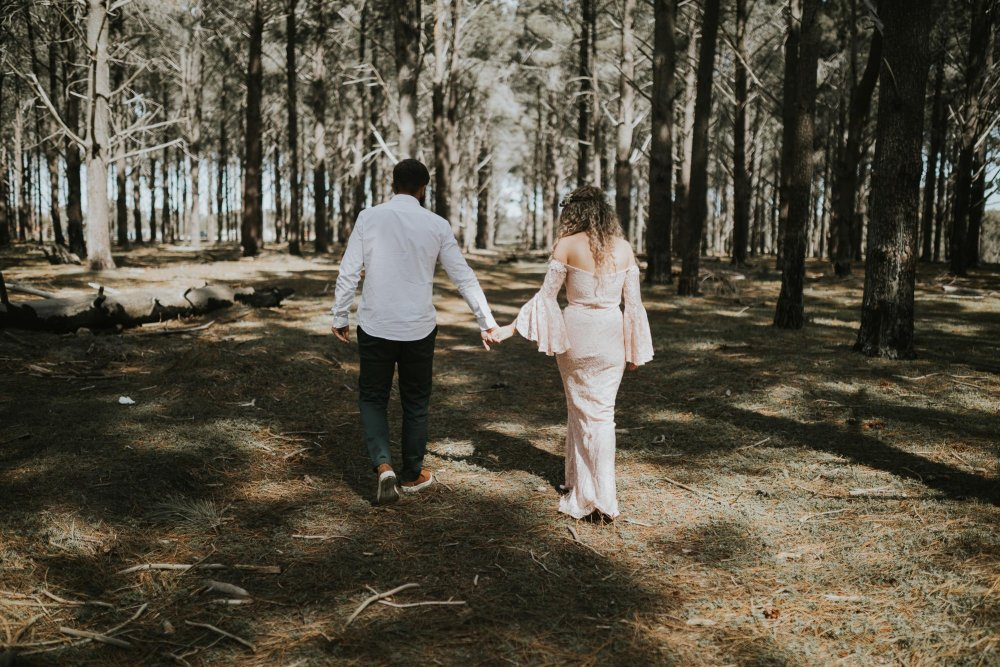 Sinéad + Shane | Pines Forrest Elopement | Ebony Blush Photography | Perth Wedding Photographer59