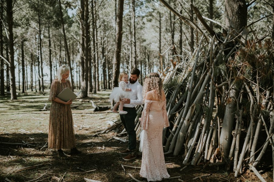 Sinéad + Shane | Pines Forrest Elopement | Ebony Blush Photography | Perth Wedding Photographer8